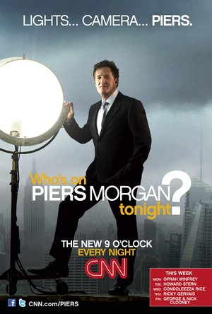 Серіал «Сегодня вечером у Пирса Моргана» (2011 – 2014)
