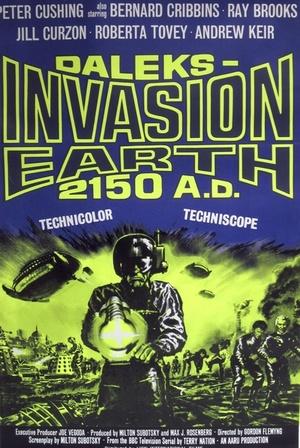 Фільм «Вторжение Далеков на Землю» (1966)