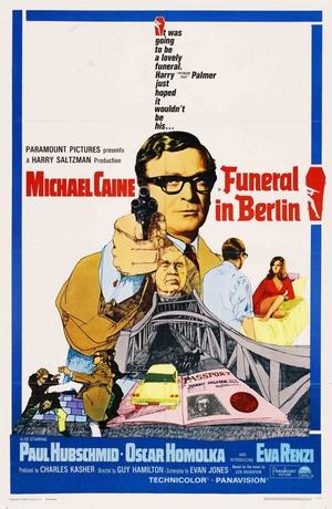 Фільм «Похороны в Берлине» (1966)
