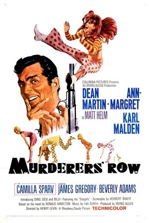 Фильм «Закоулок убийц» (1966)