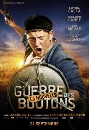 Фильм «Новая война пуговиц» (2011)