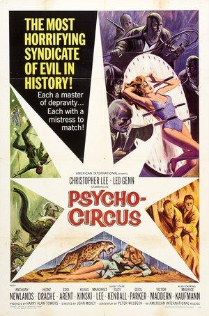 Фільм «Цирк страху» (1966)