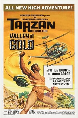 Фільм «Тарзан и Золотая долина» (1966)