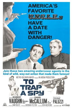 Фільм «Поймать шпиона» (1964)