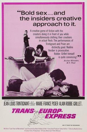 Фильм «Трансъевропейский экспресс» (1966)