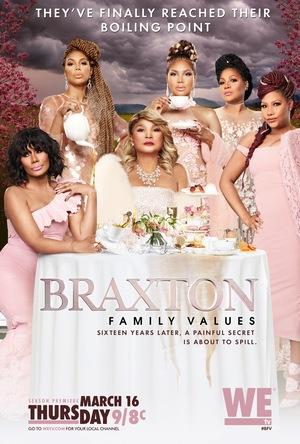 Серіал «Семейный ценности семьи Брэкстон» (2011 – ...)