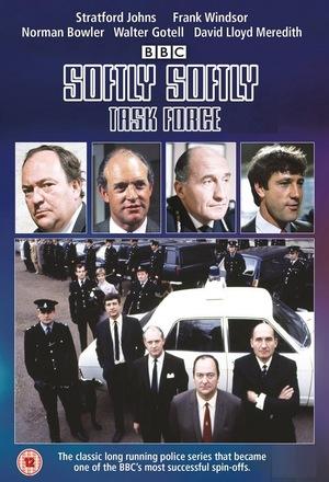 Серіал «Softly Softly: Task Force» (1969 – 1976)