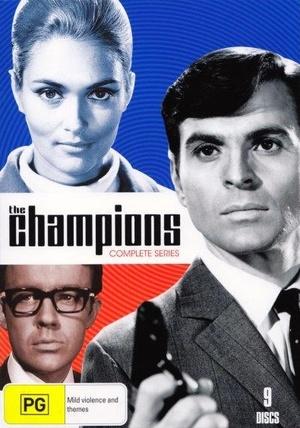 Сериал «Чемпионы» (1968 – 1969)