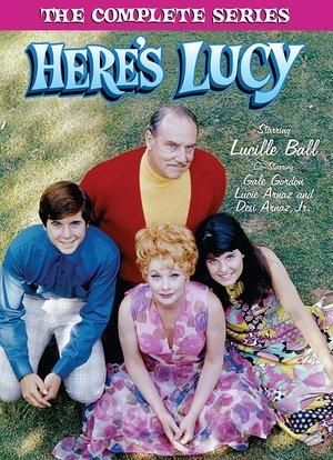 Серіал «Вот — Люси» (1968 – 1974)