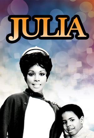 Сериал «Джулия» (1968 – 1971)