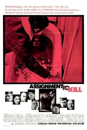 Фільм «Задание на убийство» (1968)