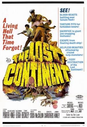 Фільм «Затерянный континент» (1968)