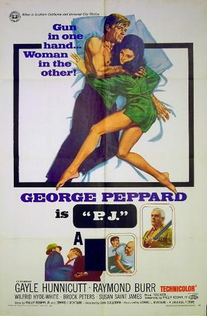 Фільм «Пи Джей» (1968)