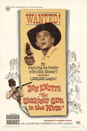 Фільм «Дантист на диком западе» (1968)