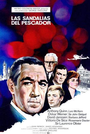 Фильм «Башмаки рыбака» (1968)