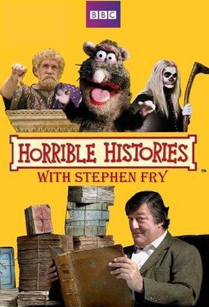 Серіал «Ужасные истории со Стивеном Фраем» (2011)