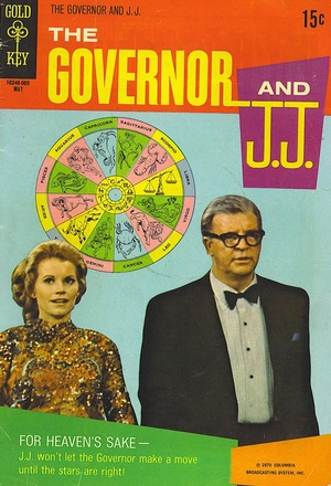Серіал «Губернатор и Джей Джей» (1969 – 1970)