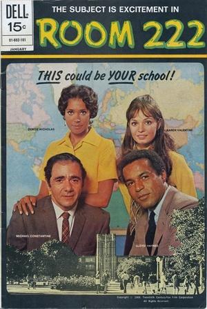 Серіал «Комната 222» (1969 – 1974)