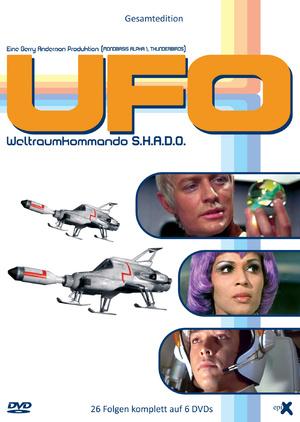 Серіал «НЛО» (1970 – 1971)