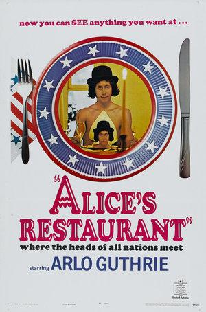 Фільм «Ресторан Еліс» (1969)