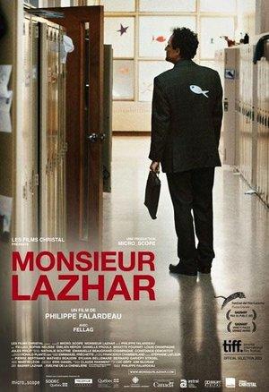 Фильм «Господин Лазар» (2011)