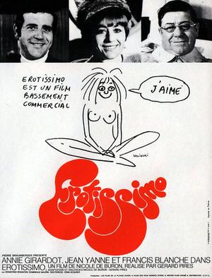 Фильм «Эротиссимо» (1969)