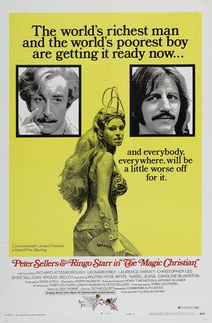Фільм «Чарівний християнин» (1969)