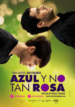 Фильм «Синий, розовый и не такой розовый» (2012)