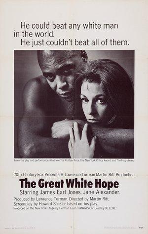 Фильм «Большая белая надежда» (1970)