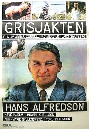 Фільм «Grisjakten» (1970)