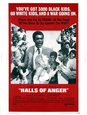 Фільм «Залы гнева» (1970)