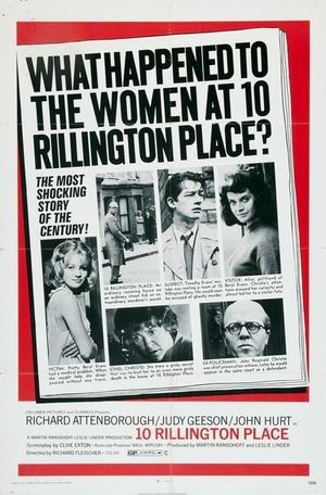 Фільм «Риллингтон Плейс, дом 10» (1970)