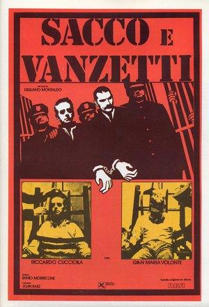 Фільм «Сакко і Ванцетті» (1970)
