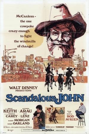 Фільм «Скандальный Джон» (1971)