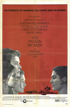 Фільм «Троянки» (1971)