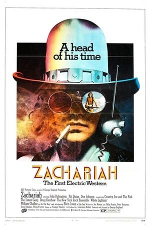 Фільм «Захария» (1971)