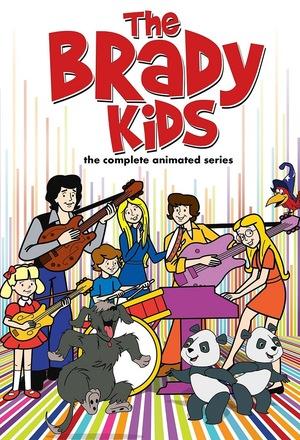 Сериал «The Brady Kids» (1972 – 1973)