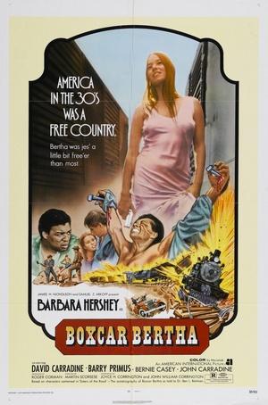 Фільм «Берта по прозвищу «Товарный вагон»» (1972)