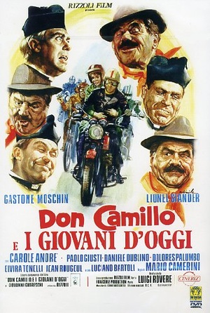 Фільм «Дон Камилло VI» (1972)