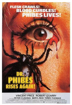 Фільм «Воскресіння доктора Файбса» (1972)