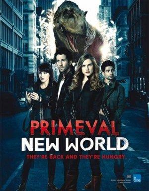 Серіал «Портал Юрського періоду: Новий світ» (2012 – 2013)