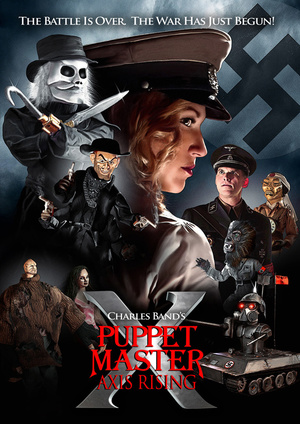 Фільм «Повелитель кукол: Становление оси» (2012)