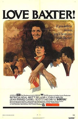 Фільм «Бакстер!» (1973)