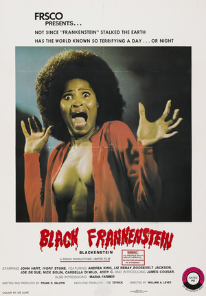 Фильм «Блэкенштейн» (1973)