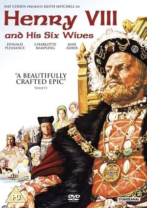 Фільм «Генрих VIII и его шесть жен» (1972)