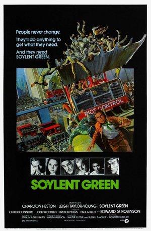 Фильм «Зеленый сойлент» (1973)