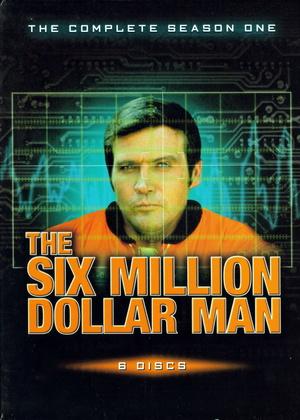 Сериал «Человек на шесть миллионов долларов» (1974 – 1978)