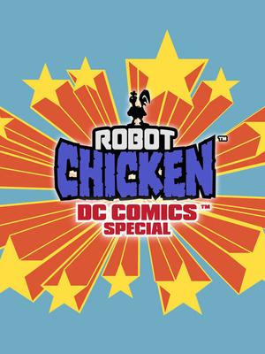Мультфильм «Робоцып: Специально для DC Comics» (2012)