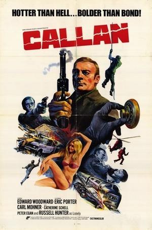Фильм «Callan» (1974)