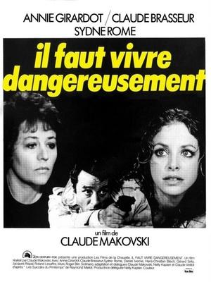 Фільм «Надо жить опасно» (1975)